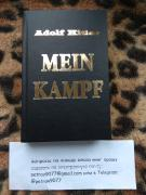 Adolf Hitler Adolf Hitler book Mein Kampf, My Struggle