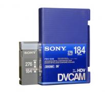 Buy HDcam video cassettes, disks, XDcam, IMX, Digital Betacam