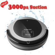 Cleaning the robot vacuum cleaner LIECTROUX B6009