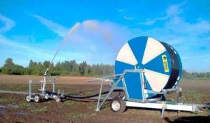 Дождевальные машины барабанного типа