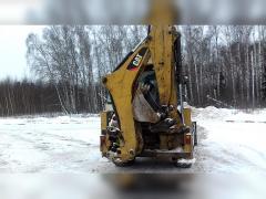 Экскаватор-погрузчик CAT 432E, 2010 г