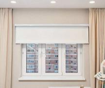 Electric cornices. New solution for smart home. Moscow