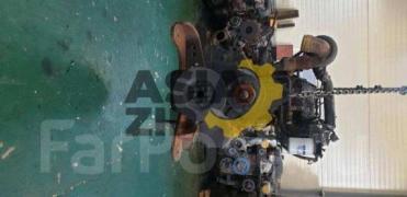 Engine original SA6D125E-2 Komatsu contract without repair, Khabarovsk