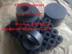 Graphite-fluoroplastic, flubon
