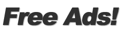 Доска объявлений FreeAds Прокопьевск и Кемеровская область - подать объявление в Прокопьевске бесплатно и без регистрации