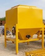 Mobile Mini - concrete batching plant (6-9 m3 / h) Sweden