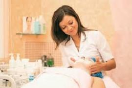 Need helper in beauty salon. Assistant beautician