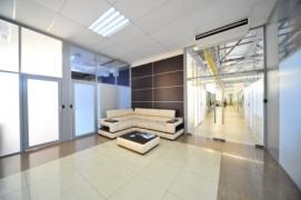 Offices in business center, shermet'yevo