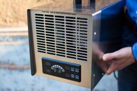 Озонирование. Дезинфекция помещений и автомобилей
