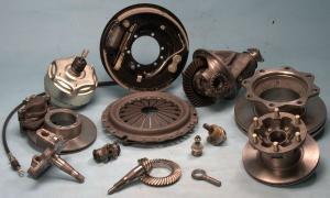 Поставки узлов и принадлежностей для сборочных производств
