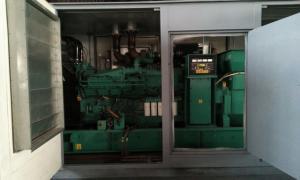 Power plant (diesel power station, diesel generator set) CUMMINS 1 MW 6.3 kV