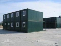 Продам: бытовки для модульных городков и баз в Калининграде