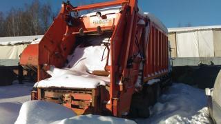 Продаю мусоровоз ко-427-42 на шасси маз-6303аз