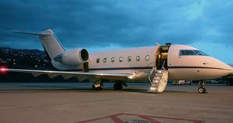 Rent a private jet with crew