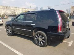 Rent car for wedding, any holiday is the Cadillac Escalade III