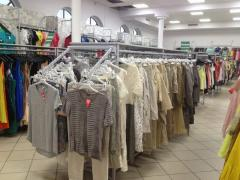 Require sellers (cashiers) at the clothes shop