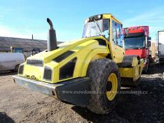 Rink compactor BOMAG 213 DH4, 15 t, 2010