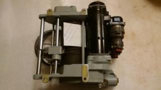 Sell electric winch LPG-150M; LPG-1500A; ЛПГ150М; ЛПГ1500А