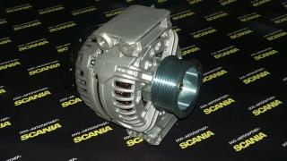Spare parts for trucks Scania