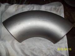 Stainless steel tubes, circles, bends, flanges