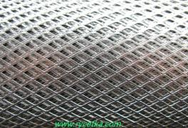 Steel expanded sheet