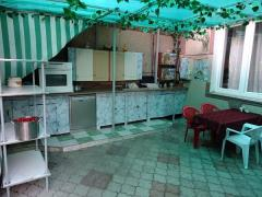 The private sector in Evpatoria Uyut