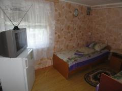 "The private sector in Golubitskaya. Guest house ""Currant"""