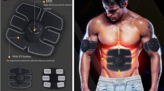 Trainer Muscle Stimulator