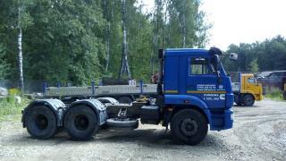 Truck tractor KAMAZ 65116-RB