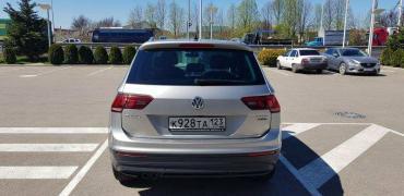 Volkswagen Tiguan Sell the VW Tiguan