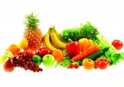 Wholesale vegetables and fruits