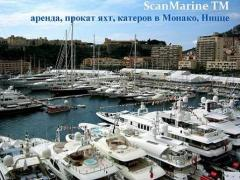 Yachts and boats — rental and sale in Monaco