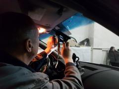 Замена автостекла