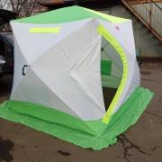 Зимняя палатка КУБ-3 СТЭК, МЕДВЕДЬ трехслойные